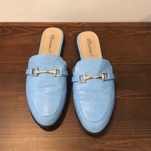 NEW Breckelle's Buckle Loafers
